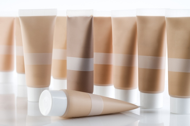 cosmetic squeeze tubes