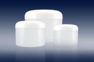 thick wall plastic jars