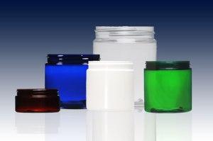 wide mouth PET jars